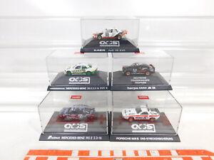 CA409-0,5 #5x Herpa 1:87 / H0 Coche Turismo Etc. : Audi + MB + BMW +