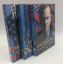 Designated Survivor: The Complete Seasons 1-3 (DVD) Bundle Set