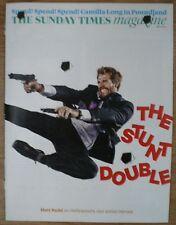 The Stunt Double - Sunday Times Magazine – 29 June 2014