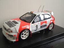 AUTOart 80021 1998 Toyota Corolla WRC Portugal Rallye Marlboro 1:18 Diecast Car
