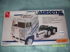 AMT/Matchbox # PK-7110 1:43 Kenworth Aerodyne COE, factory sealed. USA-made!