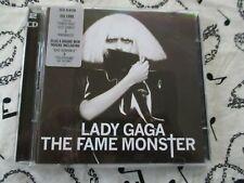 "LADY GAGA "" THE FAME MONSTER  "" 2 x CD ALBUM EX"