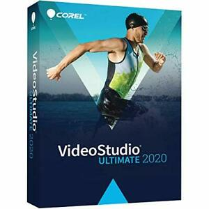 Corel VideoStudio Ultimate 2020 - Video And Movie Editing Software - Slideshow M