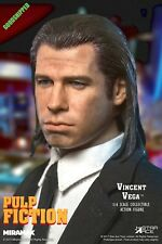 STAR ACE TOYS 1994 PULP FICTION VINCENT VEGA JOHN TRAVOLTA SA0041 CULT 1/6 NEW