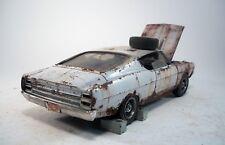 1969 Ford Torino Cobra Pro Built Weathered Barn Find Junker Custom 1/25 AMT