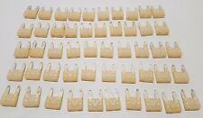 50 New 25 AMP 25A Mini Fuse ATM OEM Automotive Car Truck Boat Motorcycle ATV