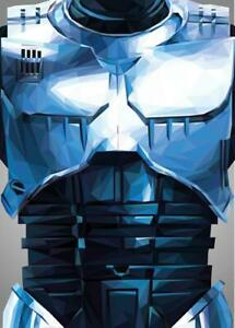 """The Symbol of a Hero Giclee Print Art Limited Edition of #100 Made 18"""" x 24"""""""