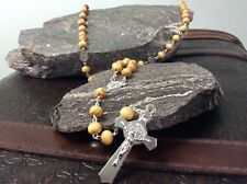 Blessed Jerusalem Rosary Holy Sepulchre, Holy Fire Candle, Calvary