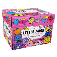 Little Miss My Complete Collection by Roger Hargreaves (Boxed Set & Paperback, 2014)