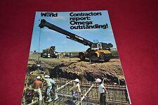 P&H Harnischfeger Omega Rough Terrain Cranes Dealer's Brochure DCPA4 ver3