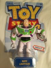 Disney Pixar Toy Story 4 Posable Buzz Lightyear