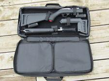 Ruger 10/22 rifle soft black case Takedown stock bag LITE OEM magazine storage