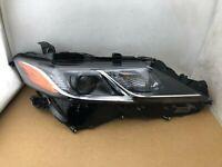 2018 2019 2020 Toyota Camry Right RH Passenger Side LED Headlight OEM 18 19 20