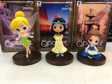 Disney Princess Flower Fairy set 3pcs PVC figure figures doll dolls anime toy