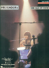 the PRETENDERS songbook  ISLE OF VIEW Piano Guitar Tab Tablature Chrissie Hynde