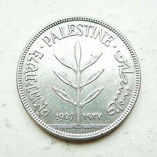 PALESTINE  100 mils 1927