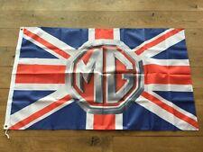 MG BMC Morris garage workshop flag banner