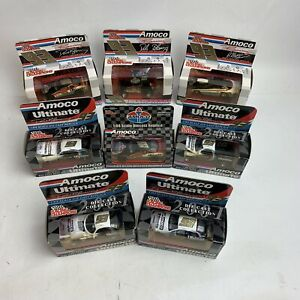 Amoco Ultimate 93 Racing Champions Nascar Dave Blaney etc lot x 8 Die Cast