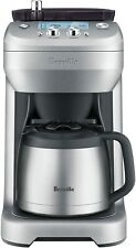 Breville Grind Control Coffee Maker Coffee Grinder Stainless BDC650BSS