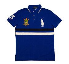 023d6c824 Men Polo Ralph Lauren BIG PONY Polo Shirt FINE QUALITY GOODS - CUSTOM FIT S-
