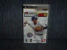 2K Sports - Major League Baseball - MLB - 2K10 (Sony PSP, 2010) - Evan Longoria