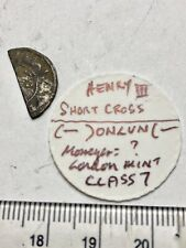 Short Cross class 7 Medieval Hammered Silver Halfpenny - Old Collection (B326)