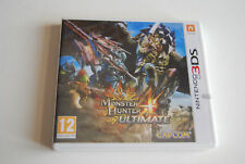 Nintendo 3 DS Monster Hunter Ultimate