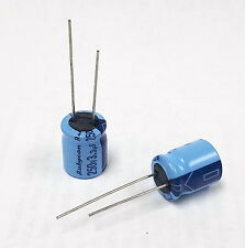 Electrolytic Capacitor, 3.3 mf, 250V, Radial Leads, New Old Stock, 99 Pcs