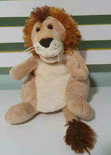 LION PUPPET TRUDI BRAND 23CM IMAGINATIVE PLAY