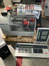 Emco Concept Turn 55 Pc Controlled 2 Axis Cnc Tabletop Turning Machine