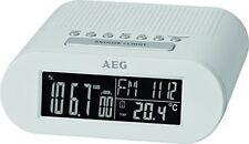 Aeg radio despertador MRC 4145 blanco