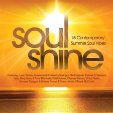 SOUL SHINE : CONTEMPORARY SUMMER VIBES SAMPLER Vinyl LP (NEW) Expansion