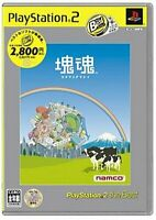 Katamari Damashii / Katamari Damacy (PlayStation2 the Best) [Japan Import]