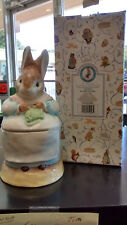 """Beatrice Potter """" Mrs. Rabbit With Babies"""" 2 Pc."""