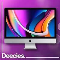 27-inch Apple iMac 3.8Ghz 8-core 10th Gen 32GB Ram 1TB SSD 5700 8gb Retina Mac