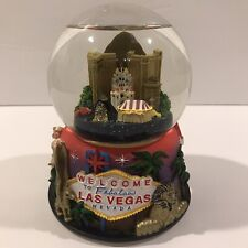 Welcome to Fabulous Las Vegas Nevada Snow Globe