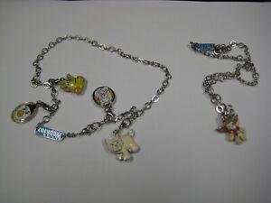 2 Webkinz Charm Bracelets and 5 Charms
