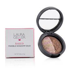 Laura Geller Baked Marble Shadow Duo - #Pink Icing/Devil's Food 1.8g Eye Color