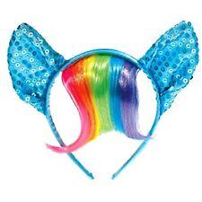 Cintillo Para Niñas Cinta My Little Pony Talla Única Colores De Arco Iris