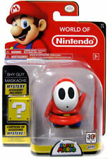 "Super Mario Bros 4"" Figures Shy Guy w/Coin"