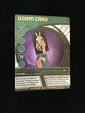 DOOM Bakugan Ability Card 46/48 Ultra Rare 2008 -NEW