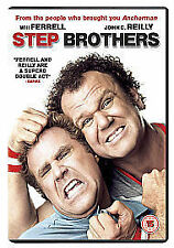 Step Brothers (DVD, 2009) disc and inlay only
