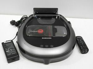 Samsung VR20M7070WS Powerbot Plus Automatic Robotic Vacuum, Remote Controlled