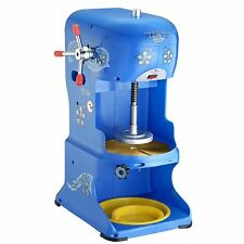 Great Northern Premium Quality Ice Cube Shaved Ice Machine Commercial Ice Shaver