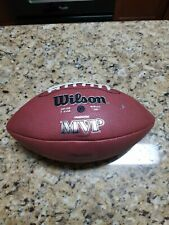Wilson Nfl Mvp Official Pee Wee Size Youth Football