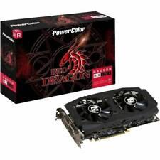 OEM AMD Radeon RX 580 8GB GDDR5 CN-0JTPTC JTPTC Graphics Video Card RX580 OB