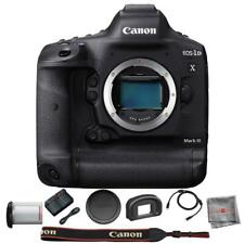 Canon EOS-1D X Mark III DSLR Camera (Body only) (1DX) NEW MODEL