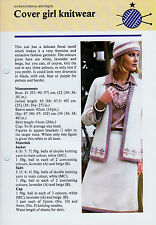 Mixed Lot Sweaters/Clothes Crocheting & Knitting Patterns