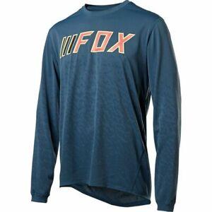 Fox Racing Reno Limited Ranger Long Sleeve Jersey MX BMX MTB Race Jersey Shirt