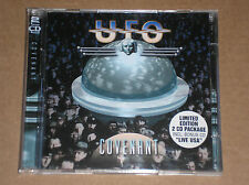 UFO - COVENANT - 2 CD LIMITED EDITION COME NUOVO (MINT)